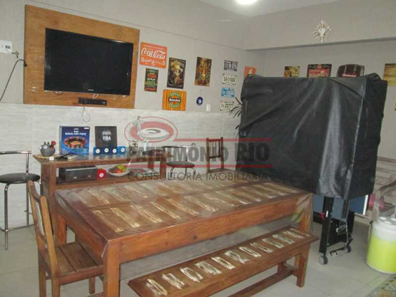 IMG_5738 - Magnifica Residência Duplex Alto Padrão - Penha - PACA50045 - 30