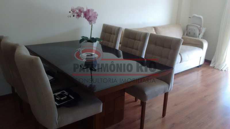 IMG_20171010_154606587 - apartamento vila da penha 3qtos 3vgs de garagem - PAAP30496 - 4