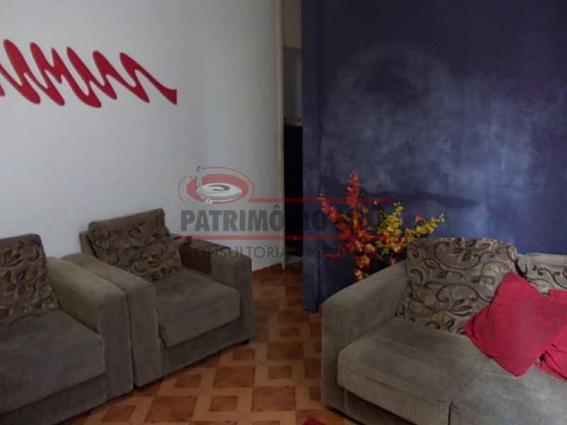 DSCN0004 - Apartamento térreo, localização esplêndida - PAAP21854 - 8