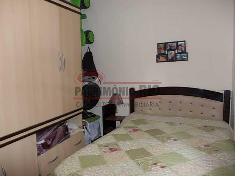 DSCN0020 - Apartamento térreo, localização esplêndida - PAAP21854 - 18