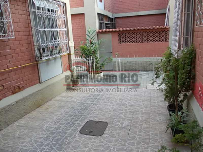 DSCN0026 - Apartamento térreo, localização esplêndida - PAAP21854 - 19