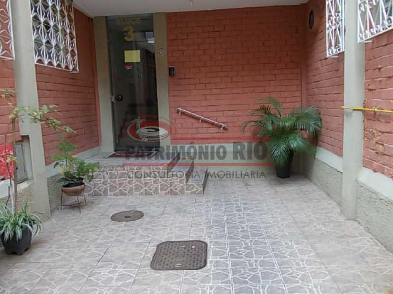 DSCN0027 - Apartamento térreo, localização esplêndida - PAAP21854 - 20