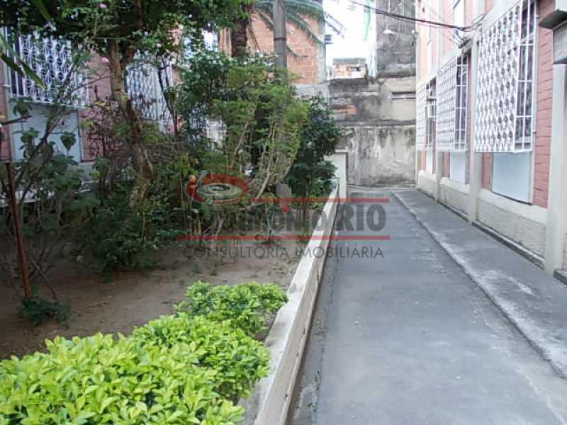 DSCN0029 - Apartamento térreo, localização esplêndida - PAAP21854 - 26
