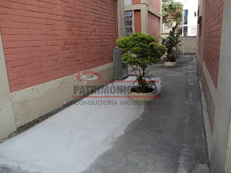 DSCN0030 - Apartamento térreo, localização esplêndida - PAAP21854 - 27