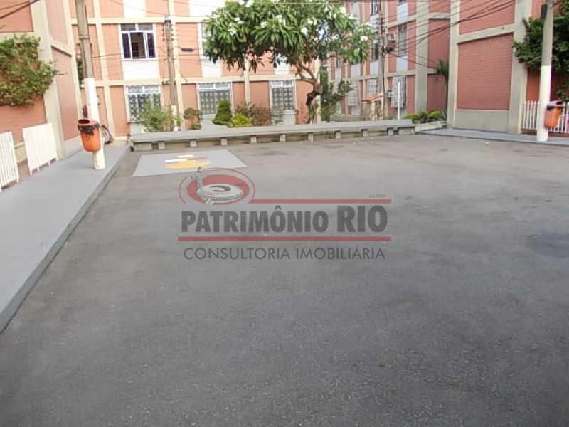 DSCN0031 - Apartamento térreo, localização esplêndida - PAAP21854 - 28