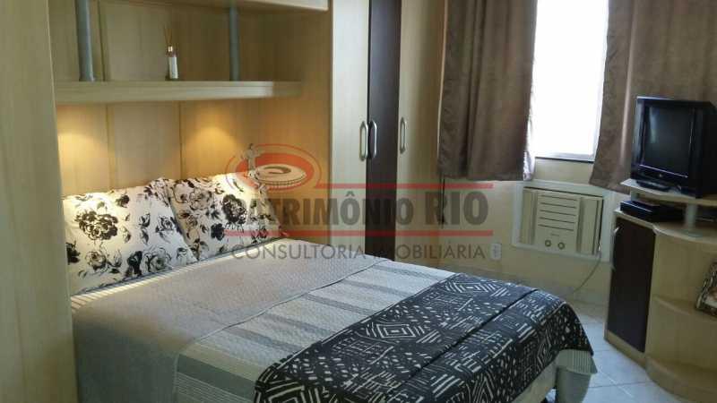 índice - apartamento 2qtos irajá garagem - PAAP21867 - 4
