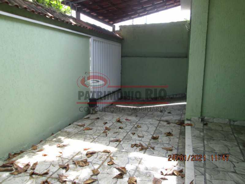IMG_2120 - Espetacular Casa Linear frente de rua, 4quartos - Vista Alegre - PACA40103 - 1