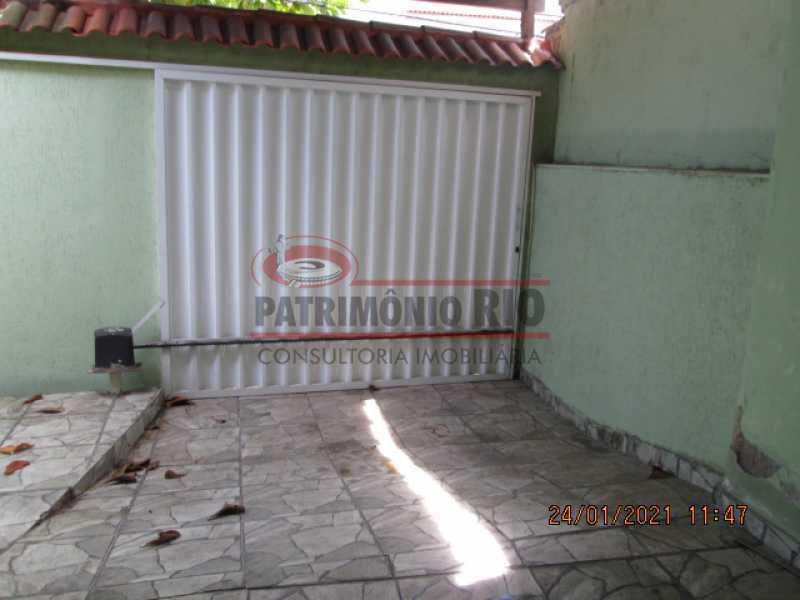 IMG_2122 - Espetacular Casa Linear frente de rua, 4quartos - Vista Alegre - PACA40103 - 3