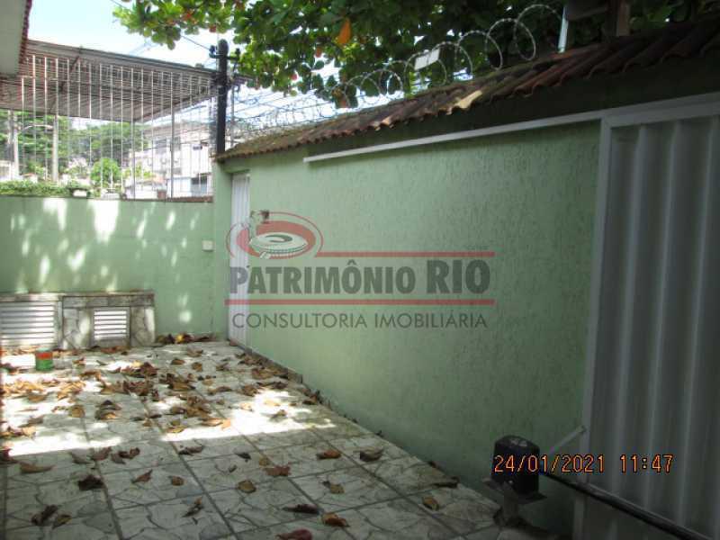 IMG_2123 - Espetacular Casa Linear frente de rua, 4quartos - Vista Alegre - PACA40103 - 4