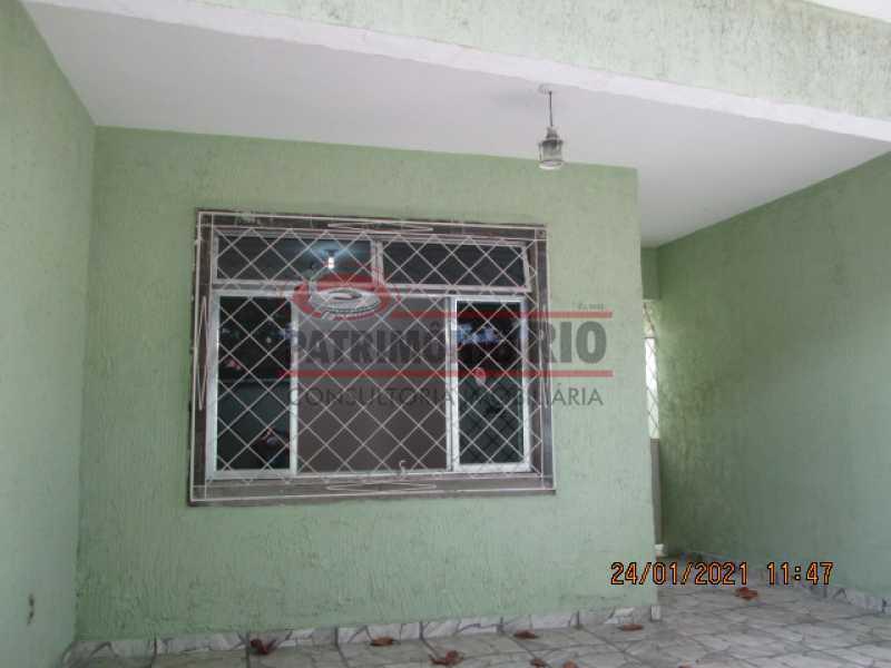 IMG_2124 - Espetacular Casa Linear frente de rua, 4quartos - Vista Alegre - PACA40103 - 5