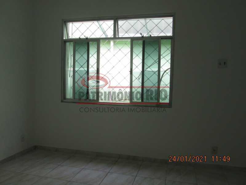 IMG_2133 - Espetacular Casa Linear frente de rua, 4quartos - Vista Alegre - PACA40103 - 14