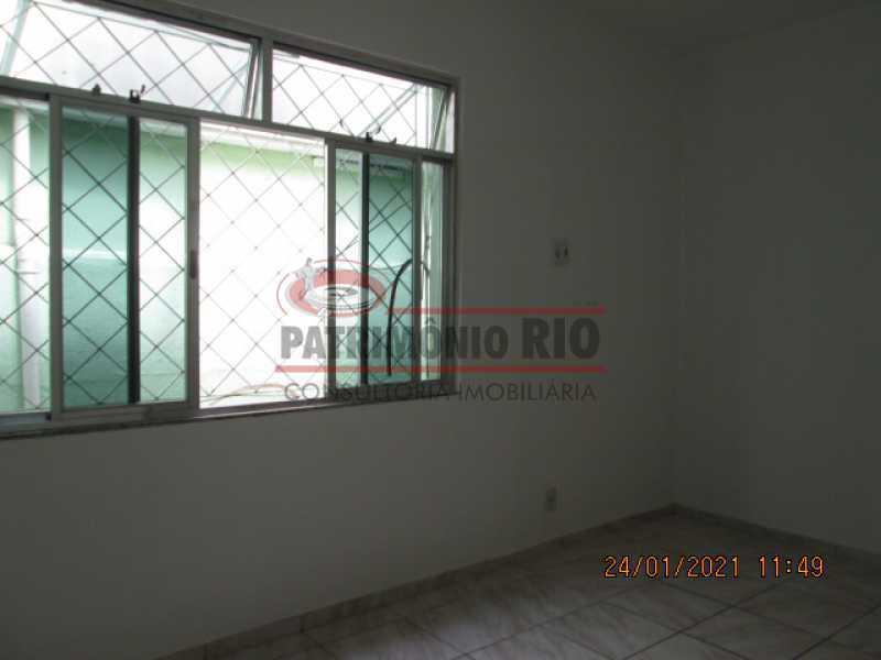 IMG_2135 - Espetacular Casa Linear frente de rua, 4quartos - Vista Alegre - PACA40103 - 16