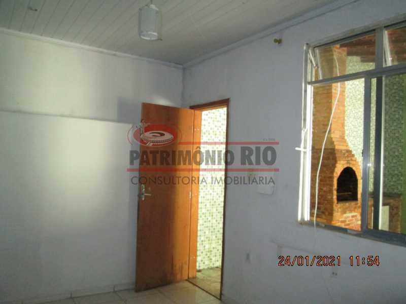 IMG_2152 - Espetacular Casa Linear frente de rua, 4quartos - Vista Alegre - PACA40103 - 29