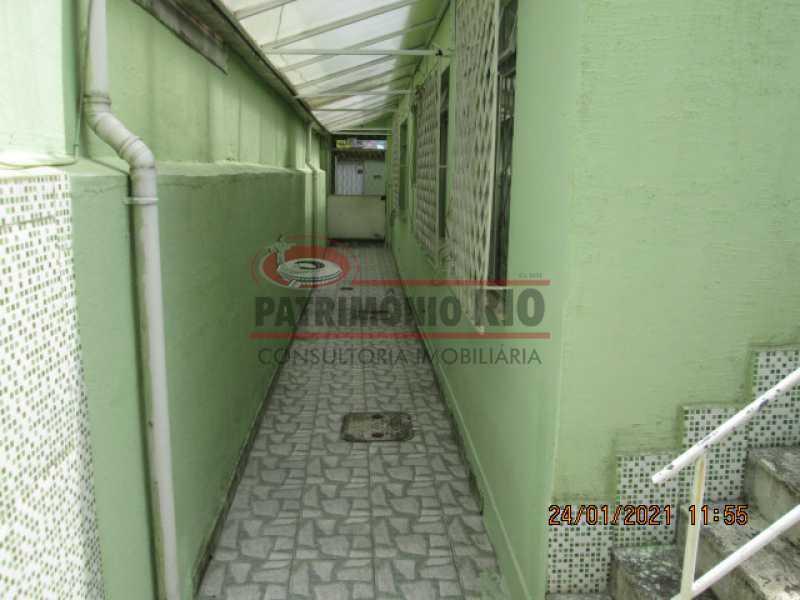 IMG_2155 - Espetacular Casa Linear frente de rua, 4quartos - Vista Alegre - PACA40103 - 30