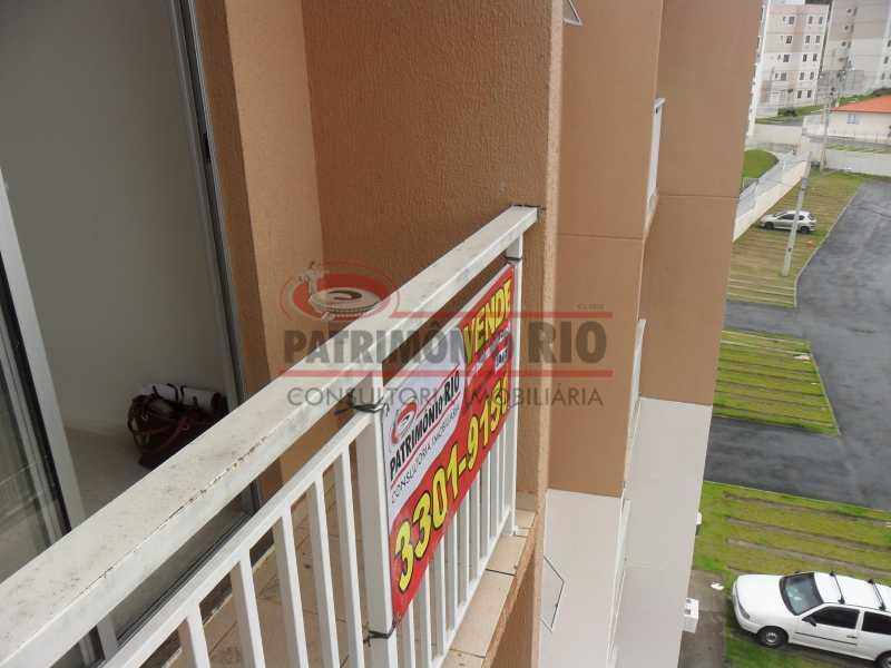 SAM_0481 - ótimo apto 2qtos condomínio estação zona norte - PAAP21920 - 5