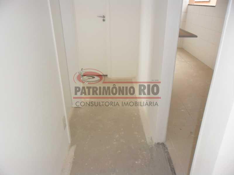 SAM_0485 - ótimo apto 2qtos condomínio estação zona norte - PAAP21920 - 8