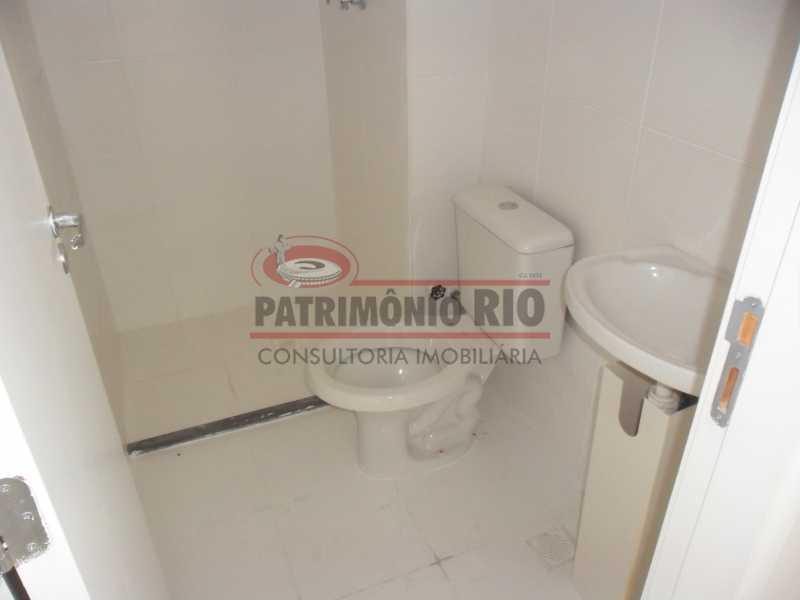 SAM_0519 - ótimo apto 2qtos condomínio estação zona norte - PAAP21920 - 19