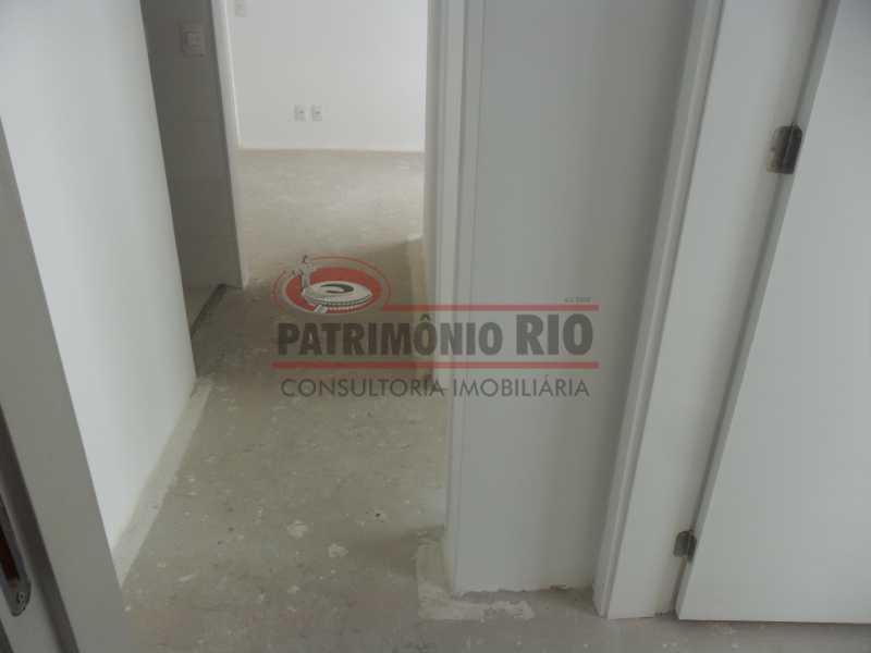 SAM_0522 - ótimo apto 2qtos condomínio estação zona norte - PAAP21920 - 27
