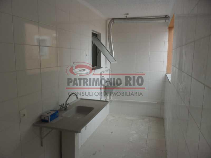SAM_0523 - ótimo apto 2qtos condomínio estação zona norte - PAAP21920 - 22