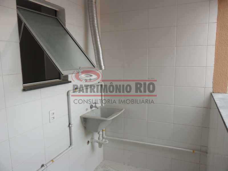 SAM_0524 - ótimo apto 2qtos condomínio estação zona norte - PAAP21920 - 23