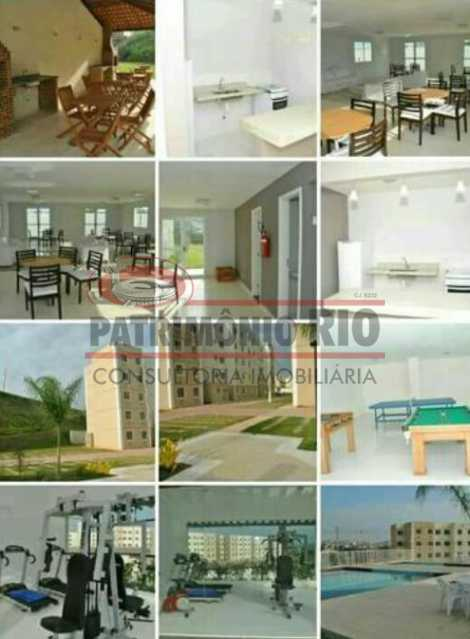 Sem título - ótimo apto 2qtos condomínio estação zona norte - PAAP21920 - 28