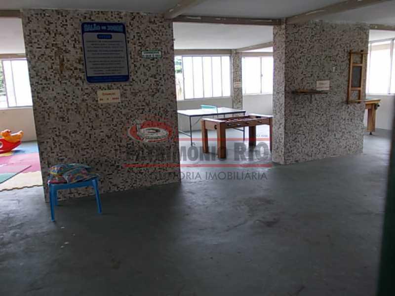 DSCN0027 - apartamento 2qtos garagem - PAAP21921 - 20
