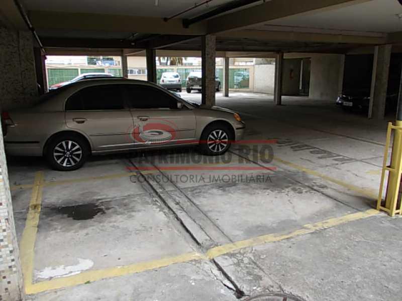 DSCN0030 - apartamento 2qtos garagem - PAAP21921 - 24