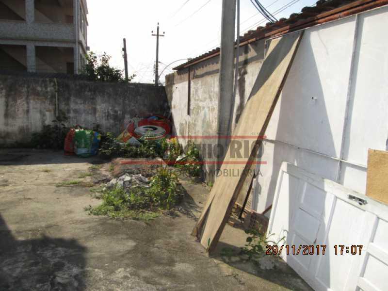 IMG_5078 - Oportunidade para Investidores - Terreno com 330m² em Vista Alegre - PAMF00016 - 3