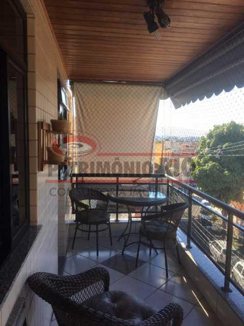 cd9 - Apartamento 2qtos Penha Circular - PAAP21955 - 5