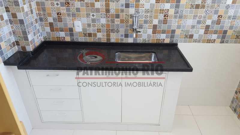 ec6 - Apartamento 2 quartos Cascadura - PAAP21959 - 1