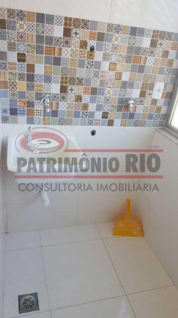 ec11 - Apartamento 2 quartos Cascadura - PAAP21959 - 9
