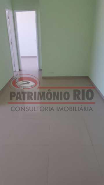 ec17 - Apartamento 2 quartos Cascadura - PAAP21959 - 16