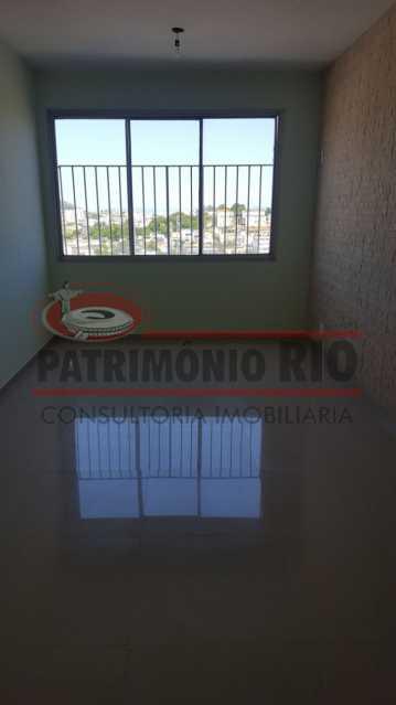ec18 - Apartamento 2 quartos Cascadura - PAAP21959 - 17