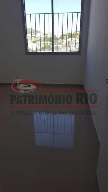 ec23 - Apartamento 2 quartos Cascadura - PAAP21959 - 23