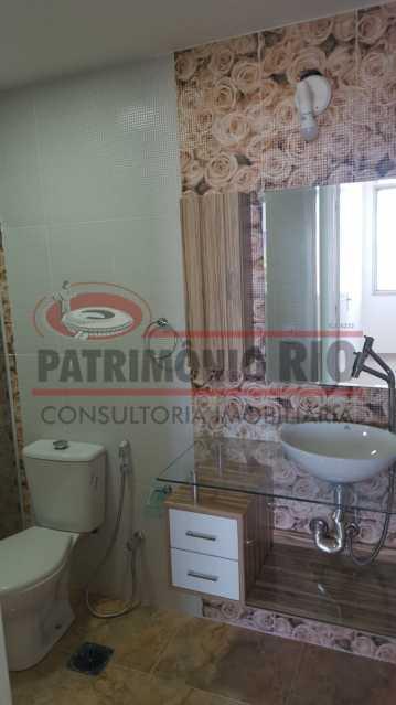 ec27 - Apartamento 2 quartos Cascadura - PAAP21959 - 27