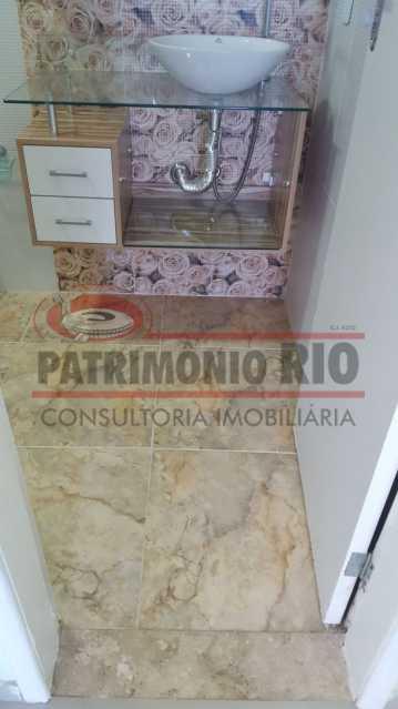 ec28 - Apartamento 2 quartos Cascadura - PAAP21959 - 28