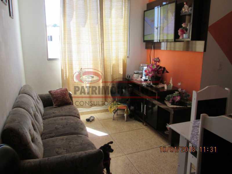 02 - Muito bom apartamento Estação Zona Norte Pavuna - PAAP22011 - 3