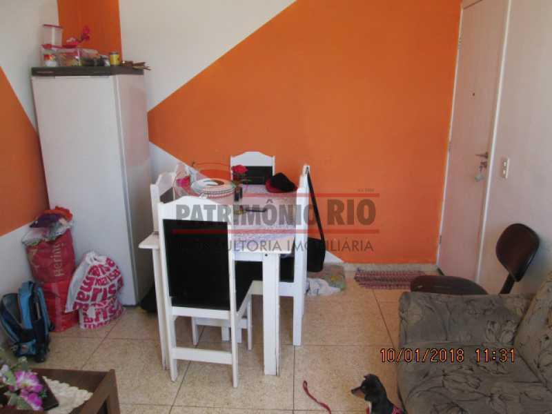 21 - Muito bom apartamento Estação Zona Norte Pavuna - PAAP22011 - 22
