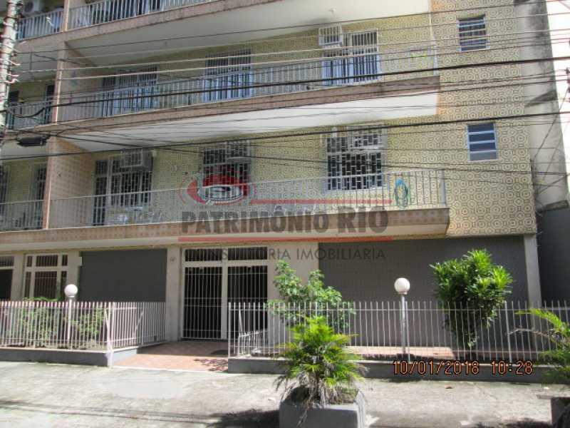 03 - apartamento 2qtos com varanda em vista alegre no bairro araujo - PAAP22014 - 4