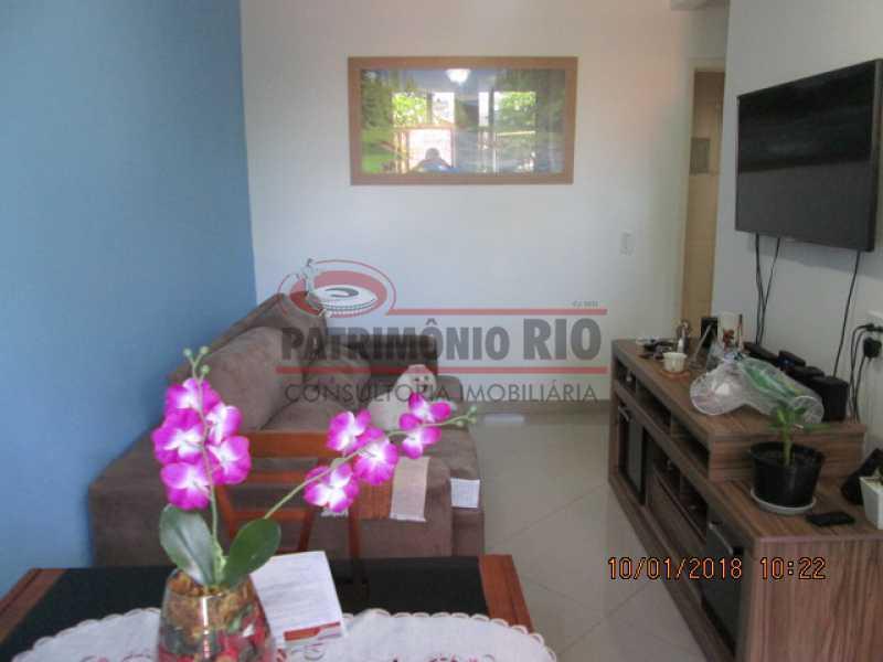 04 - apartamento 2qtos com varanda em vista alegre no bairro araujo - PAAP22014 - 5