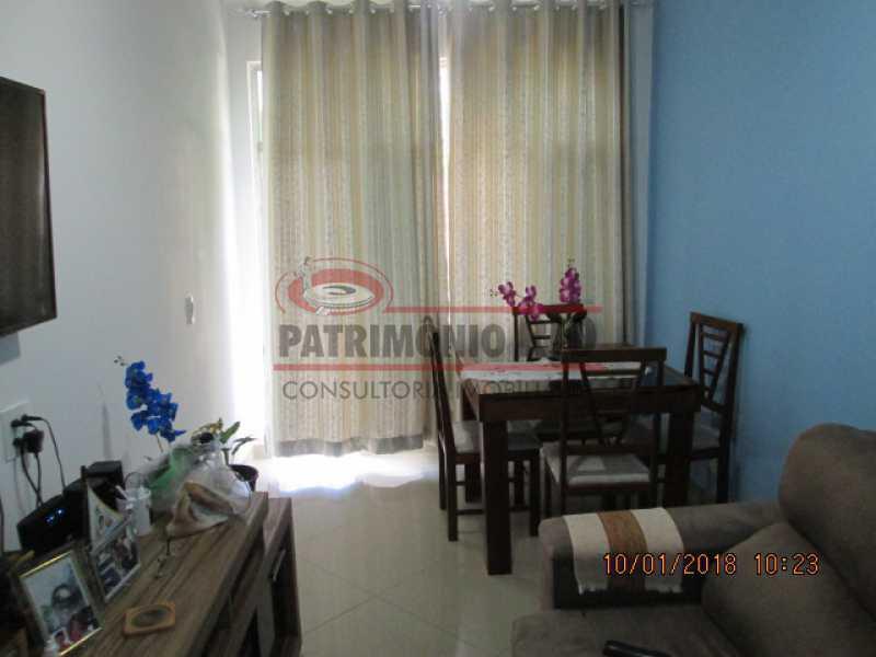 05 - apartamento 2qtos com varanda em vista alegre no bairro araujo - PAAP22014 - 6