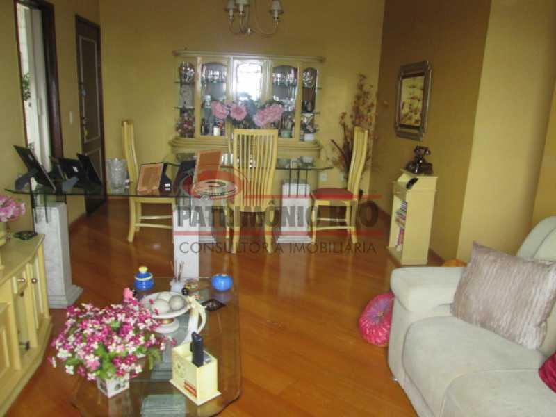 04 - apartamento penha com duas vagas de garagem - PAAP30543 - 5
