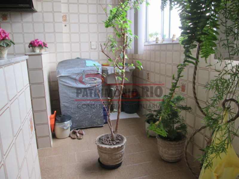 08 - apartamento penha com duas vagas de garagem - PAAP30543 - 9