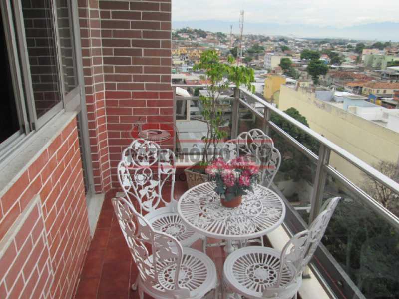 26 - apartamento penha com duas vagas de garagem - PAAP30543 - 27