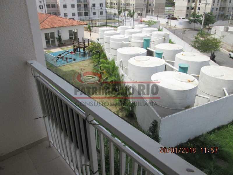 IMG_5908 - ótimo apto 2qtos condomínio estação zona norte - PAAP22024 - 4