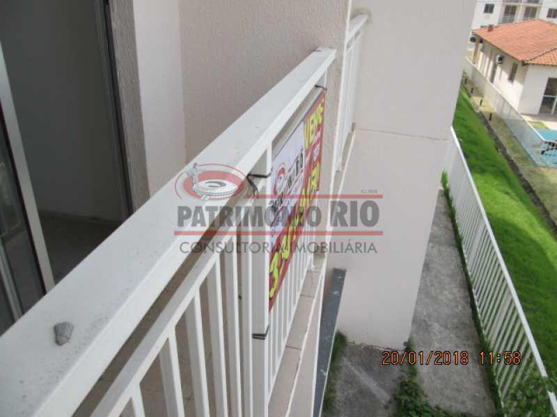 IMG_5909 - ótimo apto 2qtos condomínio estação zona norte - PAAP22024 - 1