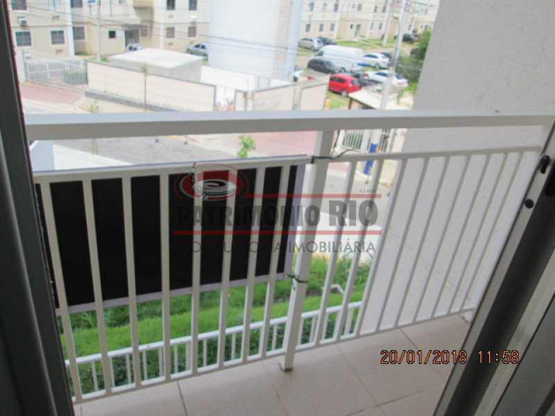 IMG_5910 - ótimo apto 2qtos condomínio estação zona norte - PAAP22024 - 5