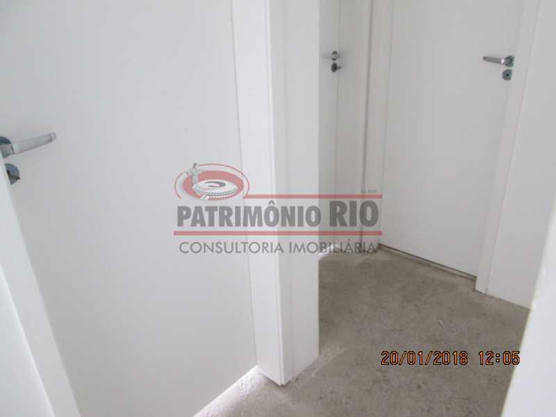 IMG_5932 - ótimo apto 2qtos condomínio estação zona norte - PAAP22024 - 27