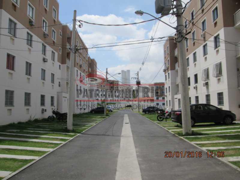 IMG_5933 - ótimo apto 2qtos condomínio estação zona norte - PAAP22024 - 28