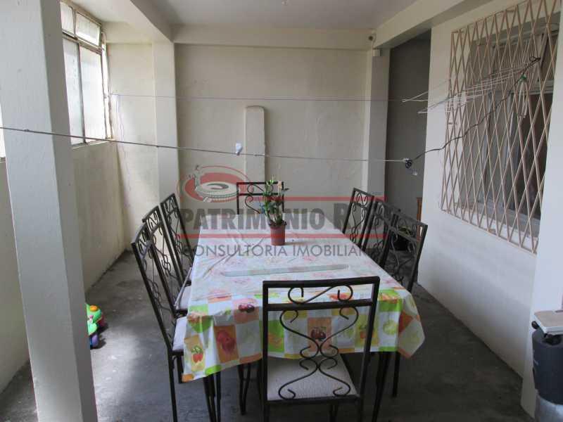 IMG_0473 - Bom apartamento térreo 3qtos com quintal - PAAP30558 - 19